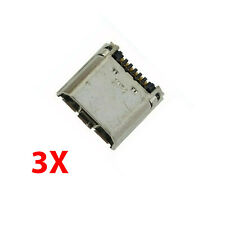 3x Micro USB Charging Port For Samsung Galaxy Tab 4 7.0 SM-T230N SM-T230NU USA
