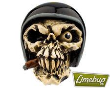 Helmet Skull Custom Gearstick Resin Gearknob Shifter Gear Knob VW Hand Painted