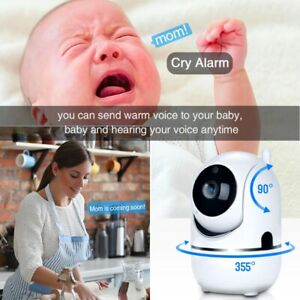 Baby Camera Monitor Infant Phone Camera Security Detection Cry Alarm Video Nanny