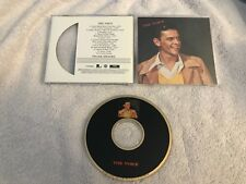 FRANK SINATRA THE VOICE SONY MASTERSOUND 24K GOLD CD OOP