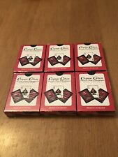 Cognac Cebon Grande Fine Champagne Playing Cards. 6 Pack Set. New.