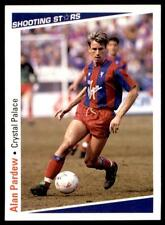 Merlin Shooting Stars 91/92 - Crystal Palace Pardew Alan No. 72