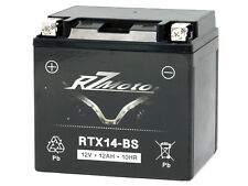 YTX14-BS CTX14-BS Battery for Honda Shadow Ace Spirit Aero VT750 ST1100 VTX1300