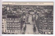 CPA  LEVALLOIS PERRET 92 -   VUE PANORAMIQUE COTE EST TRAMWAY IMMEUBLE 1920 ~C09