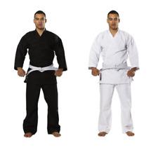 Rising Sun - 8oz Gengi Karate Gi/Uniform Black Or White