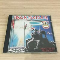 Iron Maiden_2 Minutes to Midnight / Aces High_CD Album_1990 Emi UK limited ed.