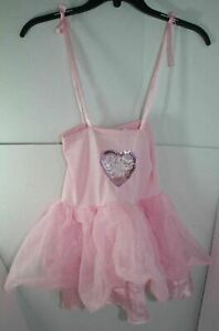 "Veggie Tales ""God's Little Girl"" Pink Princess Dress Halloween Costume Size 2-4"