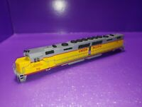 AS IS ATHEARN PARTS CASING RAILINGS  EMD DD40 UNION PACIFIC 70 AS IS