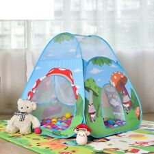 Baby Tent Portable Toddler Children Playhouse Mini Tipi Indoor Teepee Playground