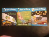 4 x Oxford Reading Tree, Read at Home lv 2 and lv 3 - hardback