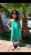 Baby Gap Girls Eyelet Tank Dress Size 5T Years $49.95