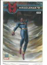 MIRACLEMAN # 9 (GRANOV VARIANT, SEALED, OCT 2014), NM NEW