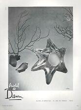 ▬► PUBLICITE ADVERTISING AD DAUM Cristal (b)