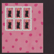 Sweden 2019 MNH - Swedish Fashion - m/sheet with 6 stamps