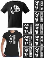 2 TONE T-SHIRT_THE SPECIALS_SKA_CD_Vinyl Music Records 17 Sizes 9 Designs