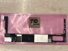 Apple iPad AIR 2 16GB WIFI Logic Board Motherboard + WHITE Home Button 631-3374
