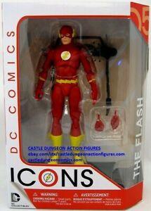 Flash Crisis on Infinite Earths DC Comics Icons