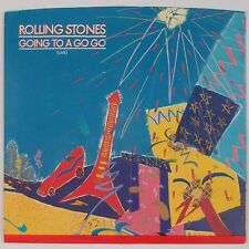 ROLLING STONES: Going to a Go Go USA Stock 45 w/ PS NM Rare
