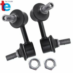 2pcs Front Stabilzier Sway Bar Links For 2005 - 2016 Nissan Frontier