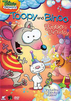 Toopy and Binoo - Binoos Birthday  (DVD) DISC & ARTWORK ONLY NO CASE