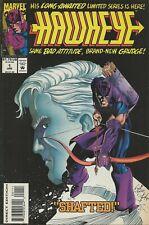 Hawkeye #1 ORIGINAL Vintage 1994 Marvel Comics Disney+