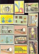 lot van 20 oude prentjes van Jacques Chocolade,zie foto's ,,C 22, 7 cm x 5 cm ,