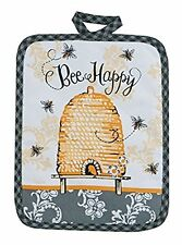NEW - Kay Dee Designs Bumble Bee Happy Kitchen Pot Holder