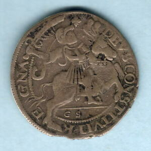 Netherlands - Gelderland. c1582 silver Snaphaanschelling.. gFine
