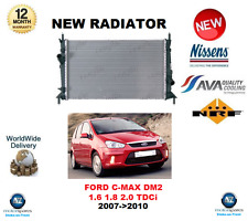 FOR FORD C-MAX DM2 1.6 1.8 2.0 TDCi 2007->2010 NEW RADIATOR ** OE QUALITY **
