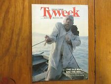 1990 Chicago Tribune TV Week(ANTHONY  QUINN/PREMIERE  BAGDAD  CAFE/SUGAR & SPICE