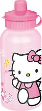 Hello Kitty Aluminium Drinks Flask Bottle