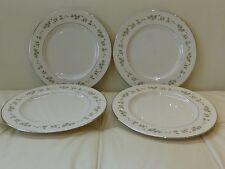 Lenox Brookdale China Four (4) Dinner Plates