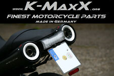 Yamaha MT-01 ab 2007, Kennzeichenhalter für alle Modelle, MADE IN GERMANY