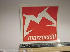 "4"" MARZOCCHI BOMBER FREE RIDE Mountain Bike MX Race Suspension DECAL STICKER"