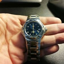 Tag Heuer Kirium Men's Casual Watch - Swiss Made - Authentic