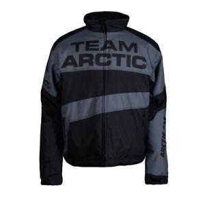 New Men's Arctic Cat Team Arctic Snowmobile Jacket - Black- XL - #5310-006