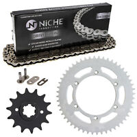 Sprocket Chain Set for Suzuki PE250 14/52 Tooth 520 Front Rear Kit Combo