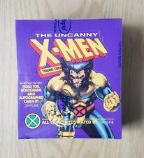 1992 Impel Marvel The Uncanny X-Men Trading Card Factory Sealed(36 Packs) Purple