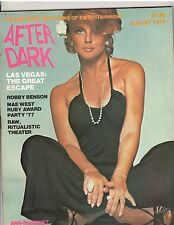 AFTER DARK entertainment magazine/ANN-MARGRET/Mae West/RAW 8-77