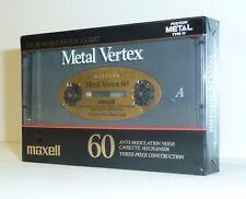 Maxell METAL VERTEX 60 Tape NEUF