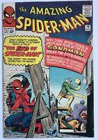 Amazing Spider-Man #18 - 1st App of Ned Leeds Marvel ASM Comics