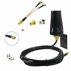 Netgear Nighthawk M1 MR1100 4G LTE Dual TS9 Omni Outdoor Signal Booster Antenna