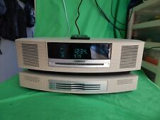 New listing Bose wave music system awrcc2 and multi-cd+remote
