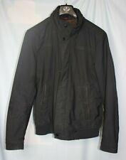 Hugo Boss Men's Black Jacket Coat Size 52 Used Condition