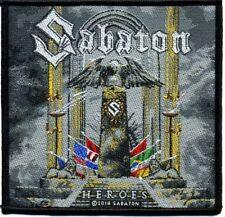 Sabaton Héroes Parche/parche 602457 #