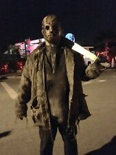 Jason Voorhees VS Burlap Jacket XS, S, M, L, XL, 2XL Friday The 13th