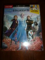 FROZEN 2 - 4K ULTRA HD, BLURAY & DIGITAL-LIMITED EDITION-NEW&FACTORY SEALED
