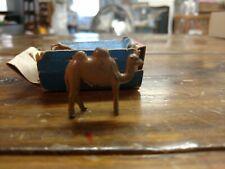 VINTAGE MARX Linemar ELEGANT Miniatures Metal Toy Camel