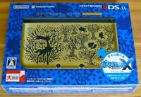 Nintendo 3DS LL Pokemon X Pack Limited Premium Gold console system JAPAN F/S