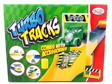 Turbo Tracks Looping voiture de course turbo Tracks (TY5215) Brand New Sealed